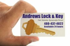 Andrews Lock and Key is an experienced Phoenix locksmith